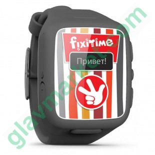 Fixitime Smart Watch (Black) в Киеве