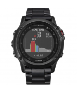 GARMIN FENIX 3 HR SPECIAL EDITION TITANIUM WITH TITANIUM BAND (010-01338-7B)