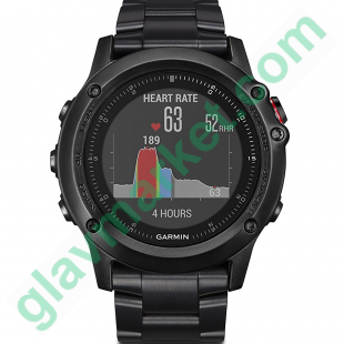 GARMIN FENIX 3 HR SPECIAL EDITION TITANIUM WITH TITANIUM BAND (010-01338-7B) в Киеве