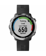 Garmin Forerunner 645 Music black with stainless hardware (010-01863-20)