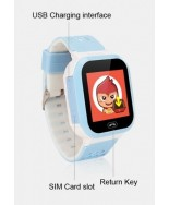 Смарт-часы Smart Baby Watch K10 Blue